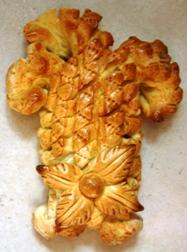 St Joseph festival bread