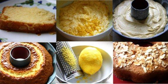 Lemon Cake Amalfi Coast