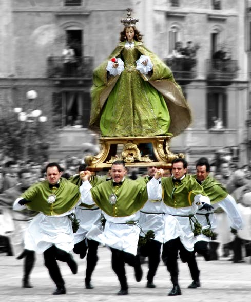 Running Madonna Sulmona