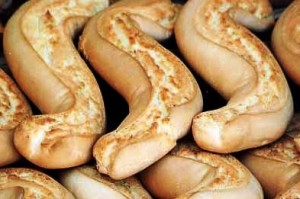 Sicilian hard wheat bread