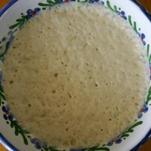 sponge for Italian Easter cake
