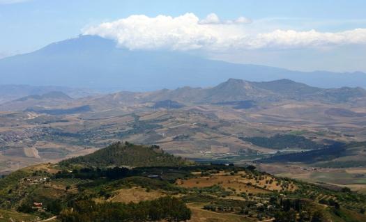 Belvedere Aidone Sicily