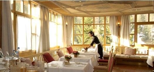 Hotel Rosa Alpina Dolomites