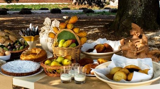 Iazzo Scagno breakfast