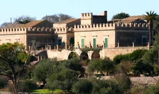 Villa torre in Sicily
