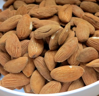Almonds from Sicily