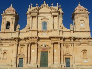 Cathedral in Noto, Sicily